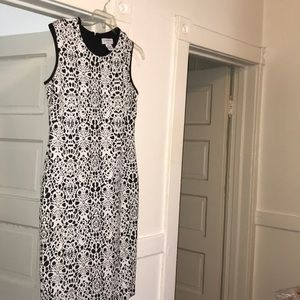 Carmen Marc Valvo Dress1 hr sale